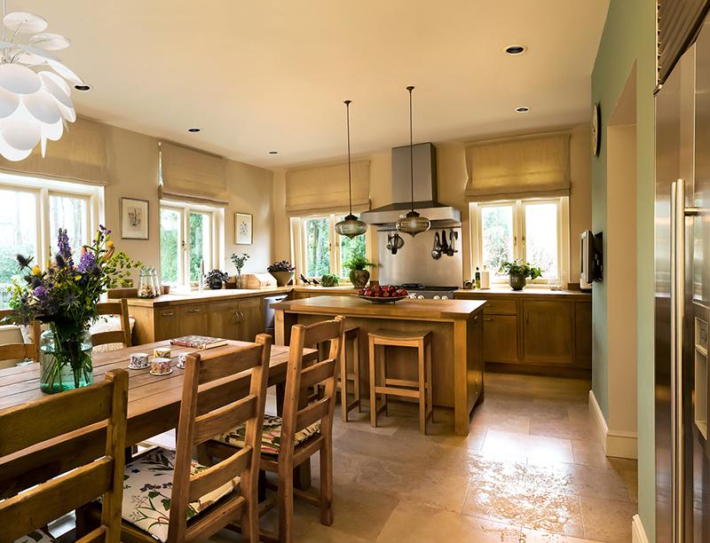 Highgate residence - kitchen by DJDS