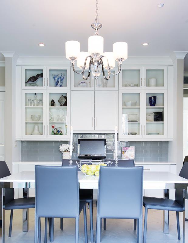 Kitchen Renovation, Rye Brook NY by Lara Michelle Interiors