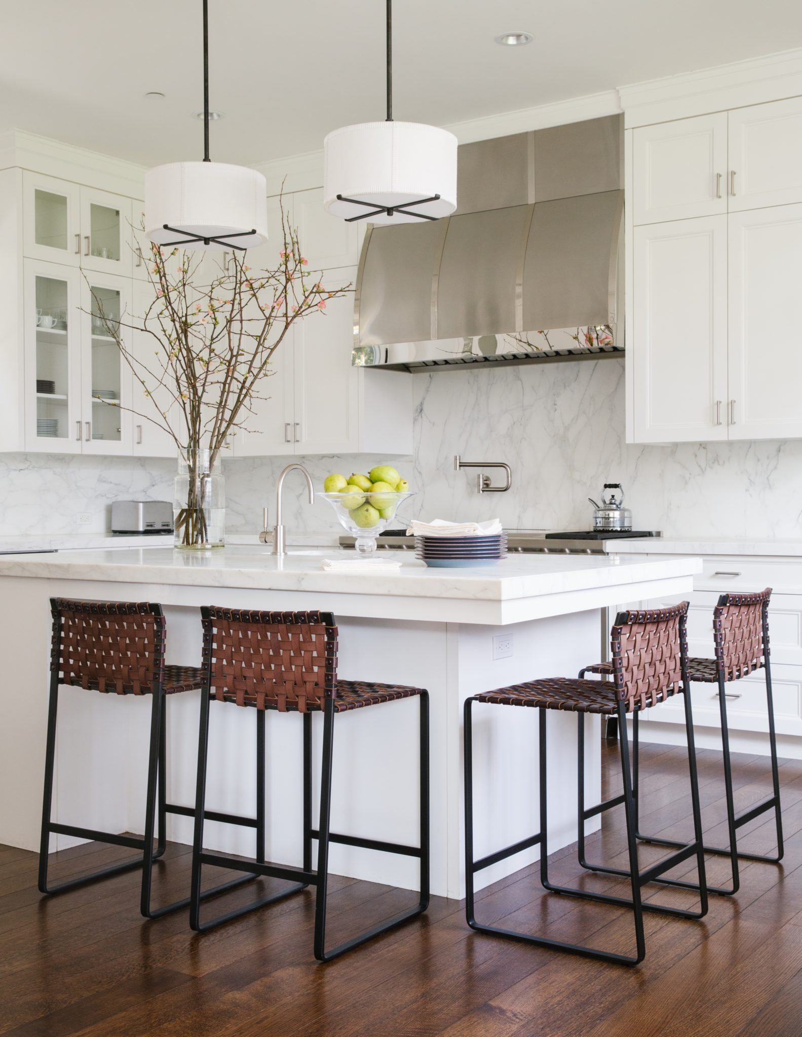 Kitchen in Brentwood by Maine Design
