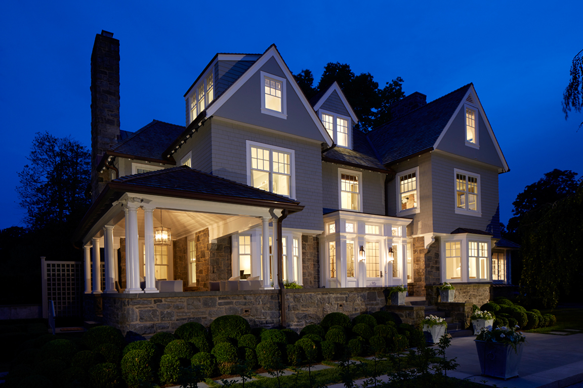 Fieldstone renovation by Brooks & Falotico Associates, Inc.