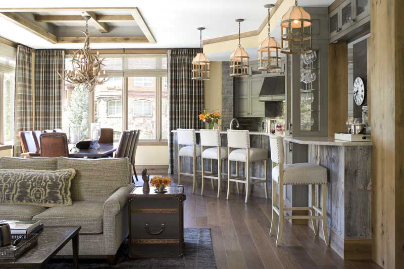 Interior design by Bardes Interiors