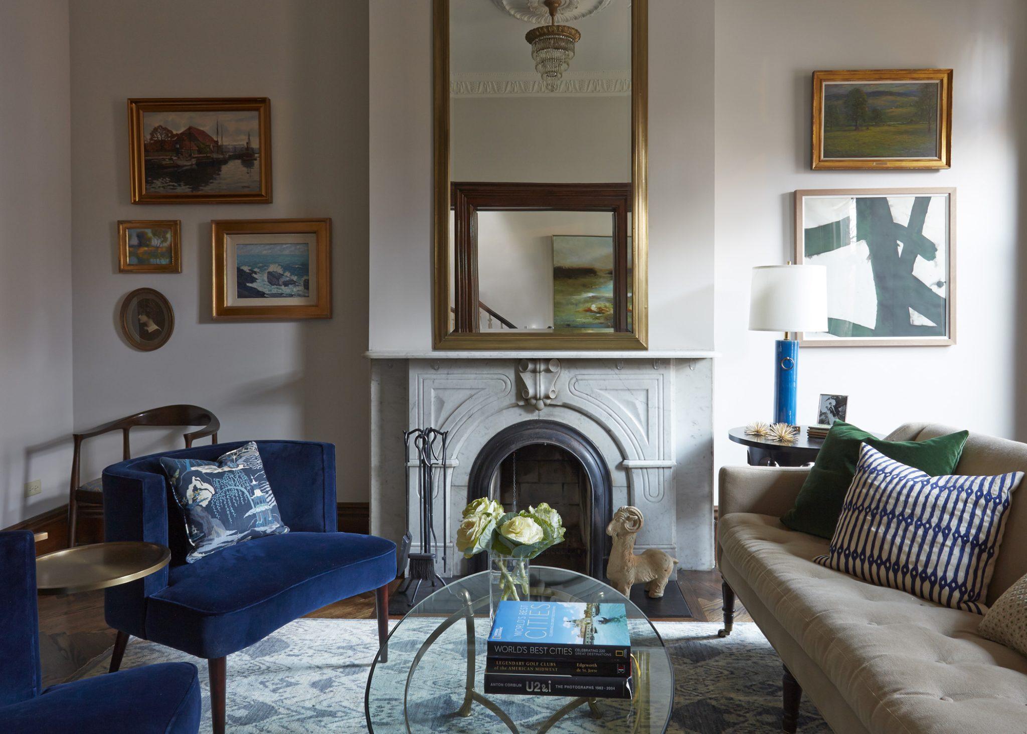 Chicago residenceby KitchenLab Design | Rebekah Zaveloff Interiors