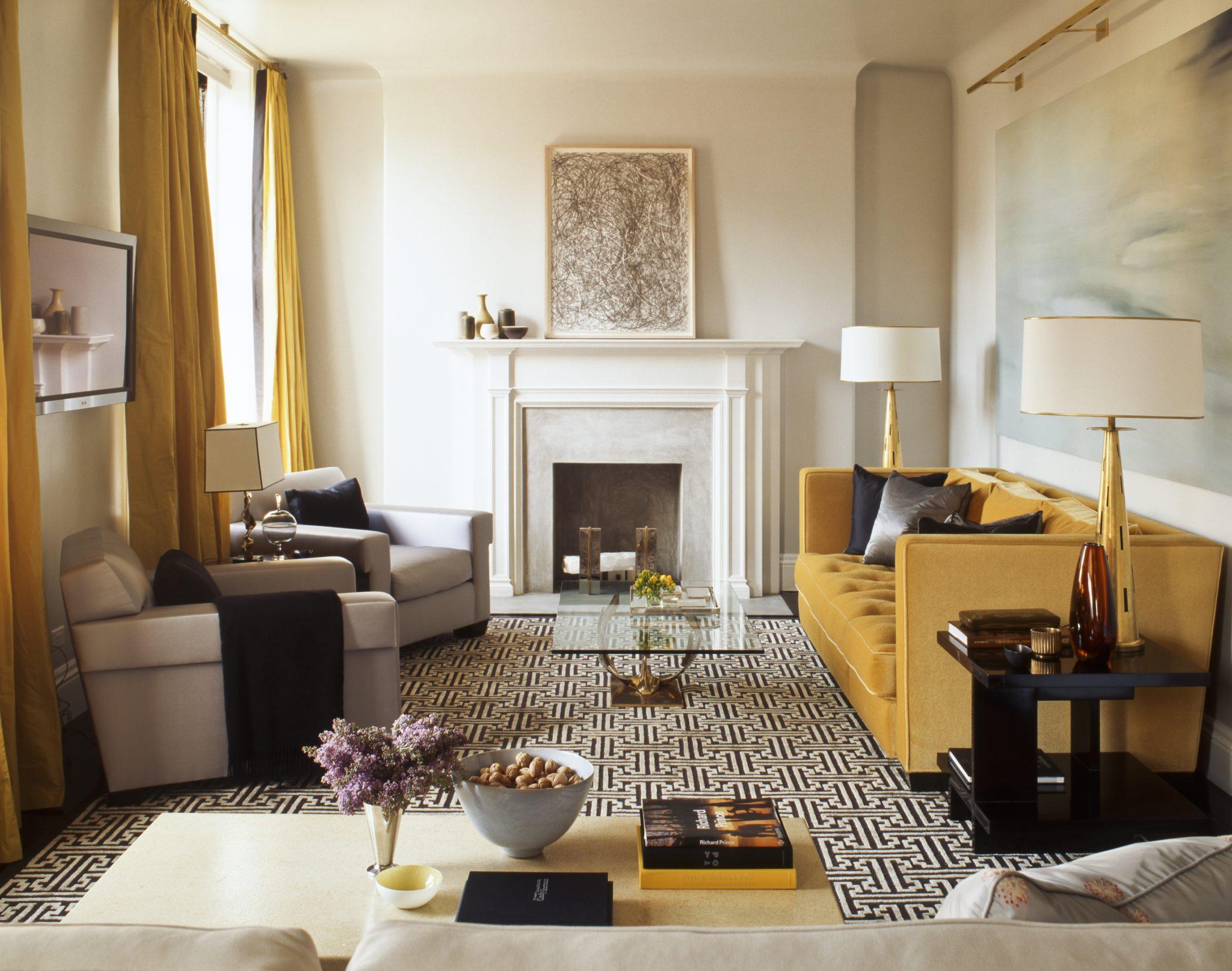 Gold Coast apartment by Steven Gambrel