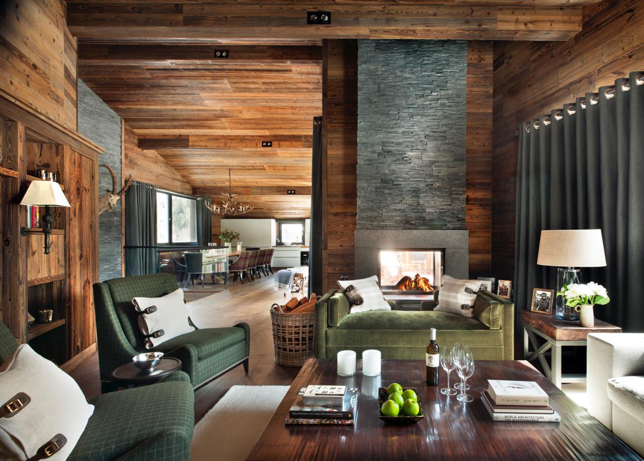 Interior design by Nicky Dobree
