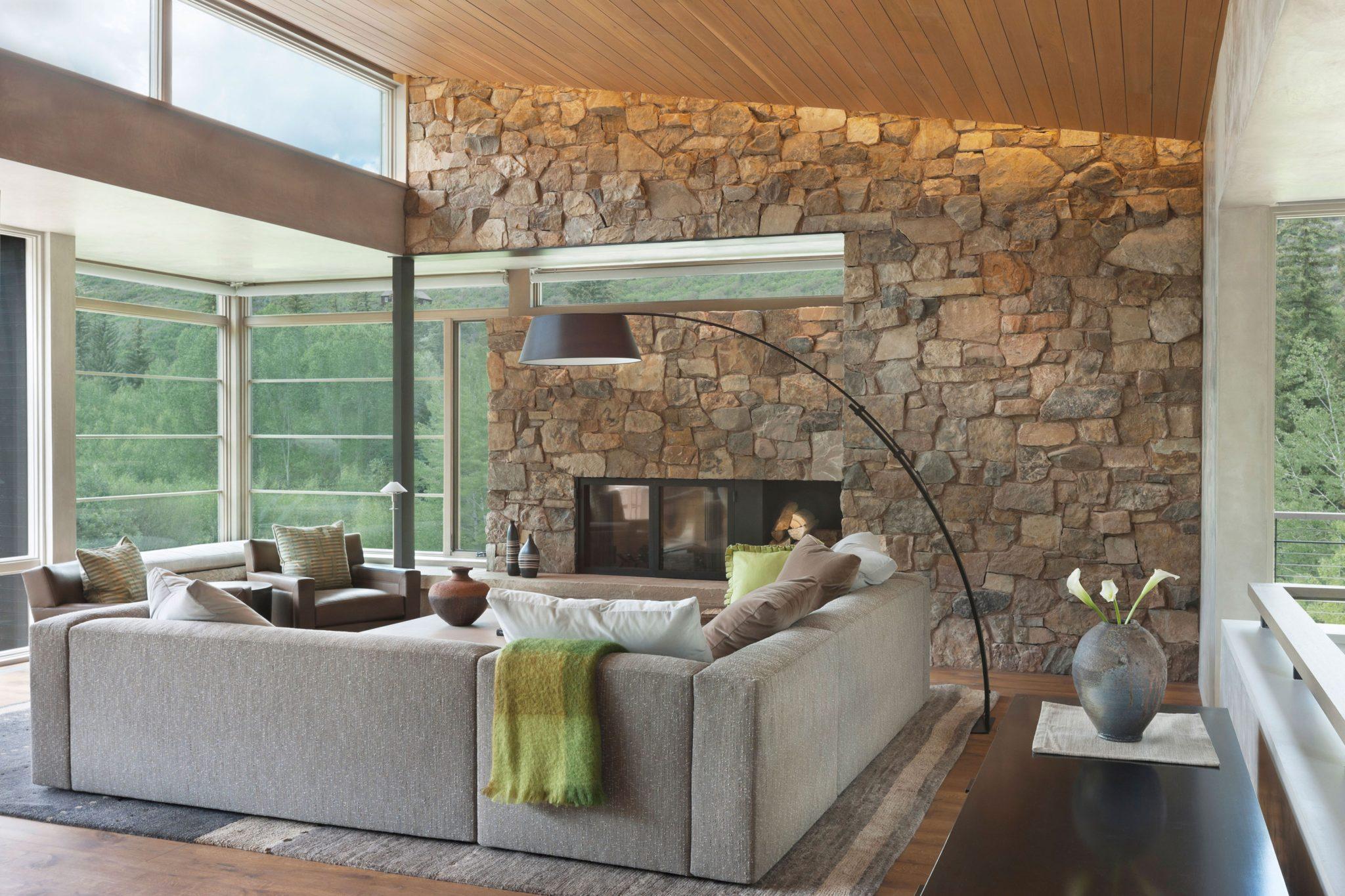 Interior design by Laura Bohn Design Associates