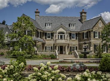 23 Stunning Stone Mansions