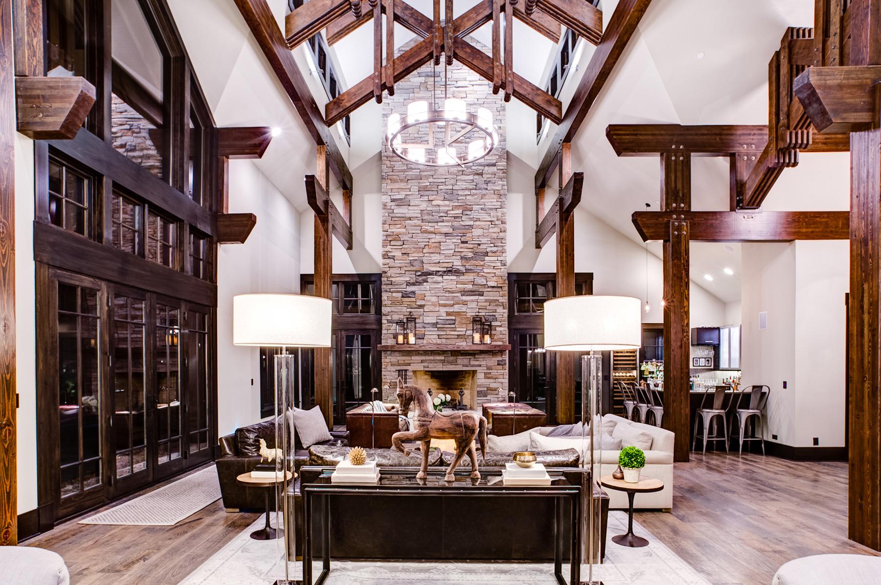 Interior design by Studio M Interiors