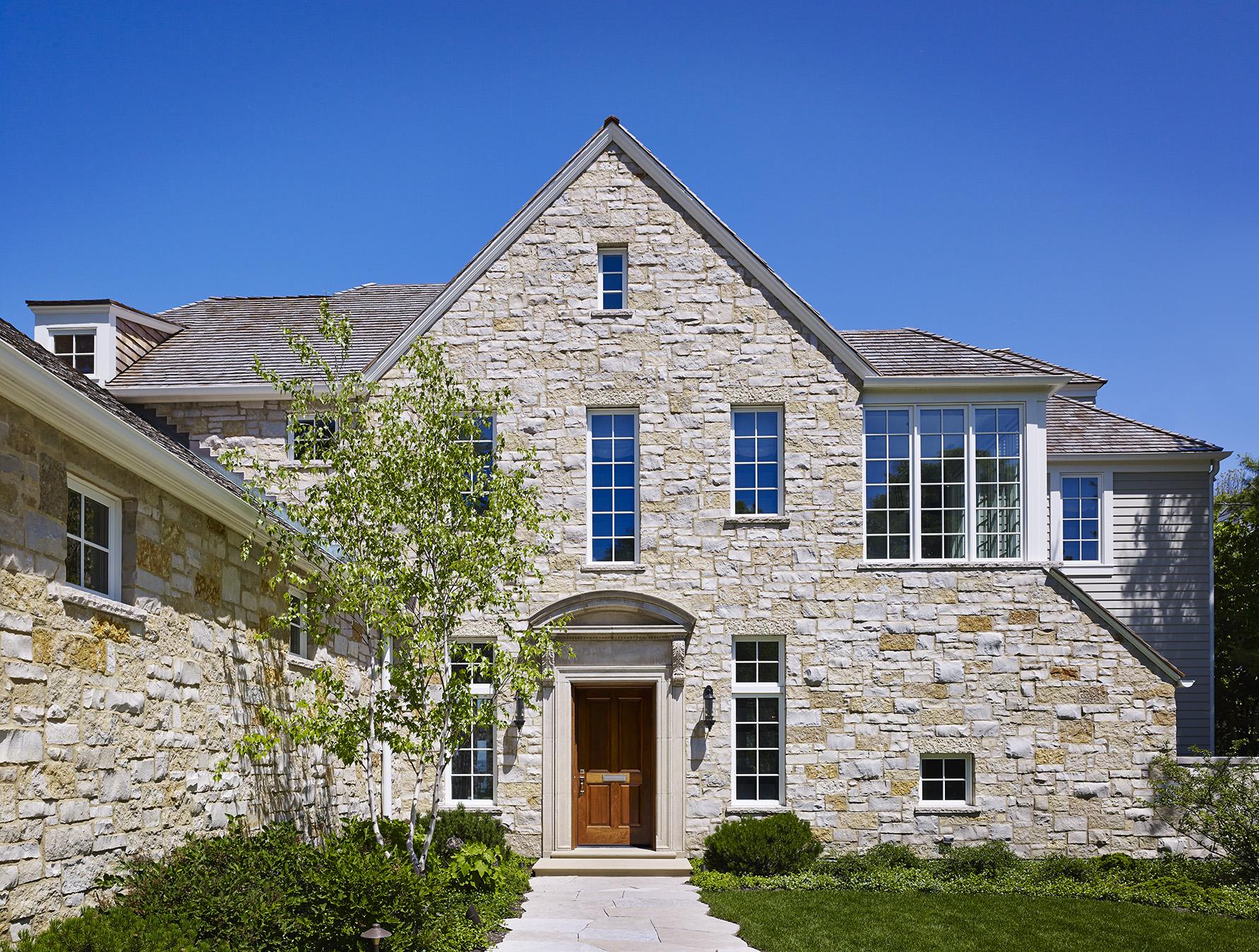 lake house by Stuart Cohen & Julie Hacker Architects LLC