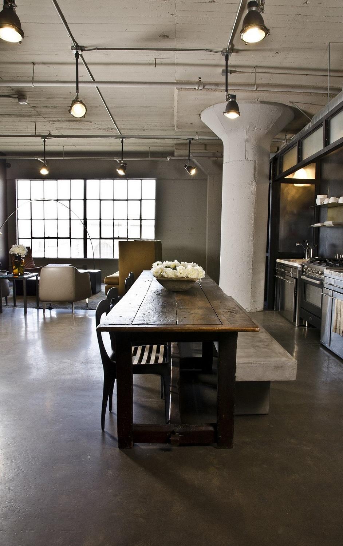 arts district loft by Andrea Michaelson Design