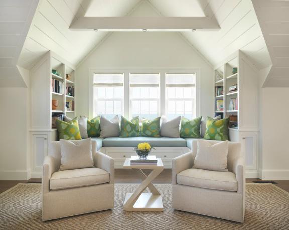 Interior design byMeryl Santopietro Interiors