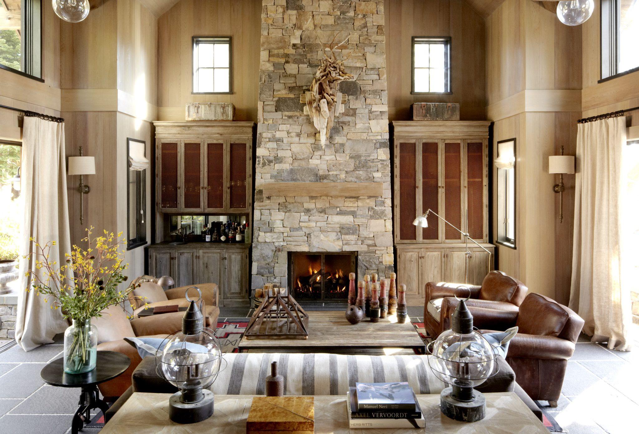 Interior design byWick Design