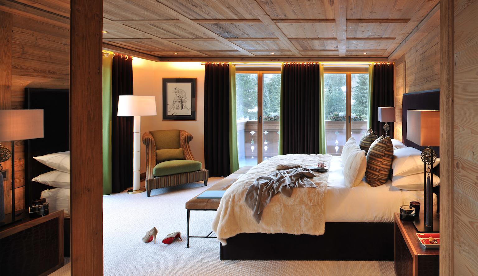 Interior design byNicky Dobree