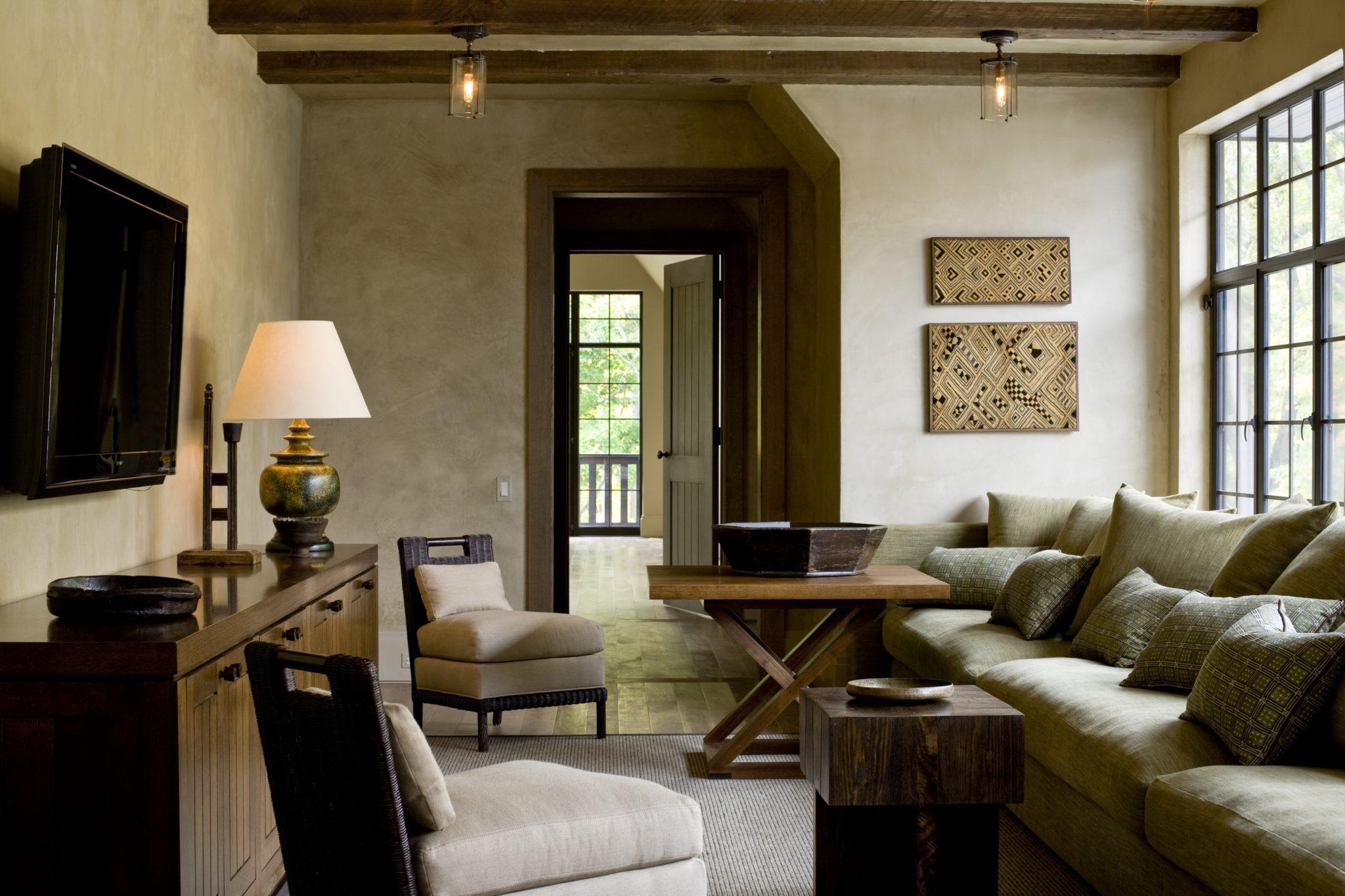 Interior design byGlenn Gissler
