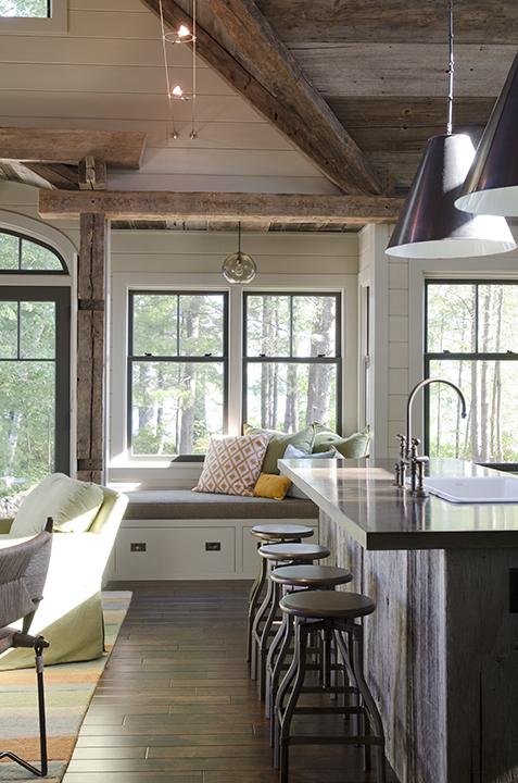Interior design byKristina Crestin Design