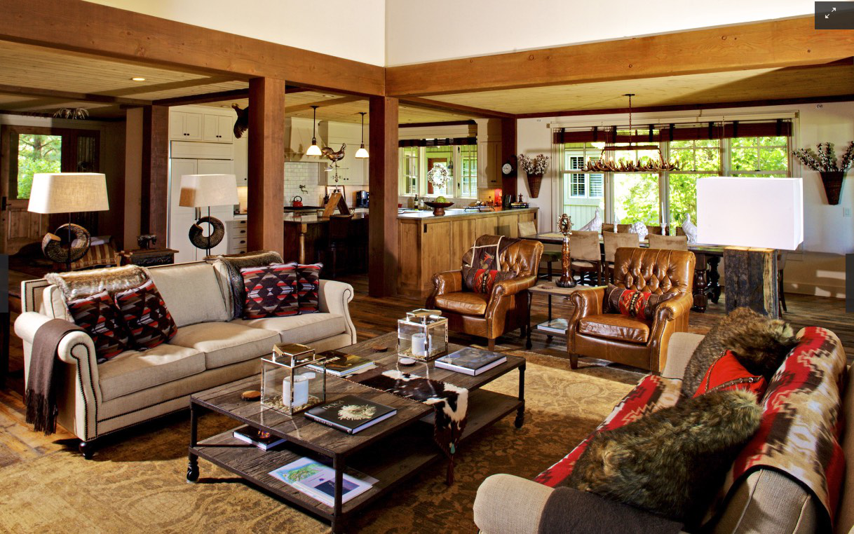 Interior design byTracy Murdock