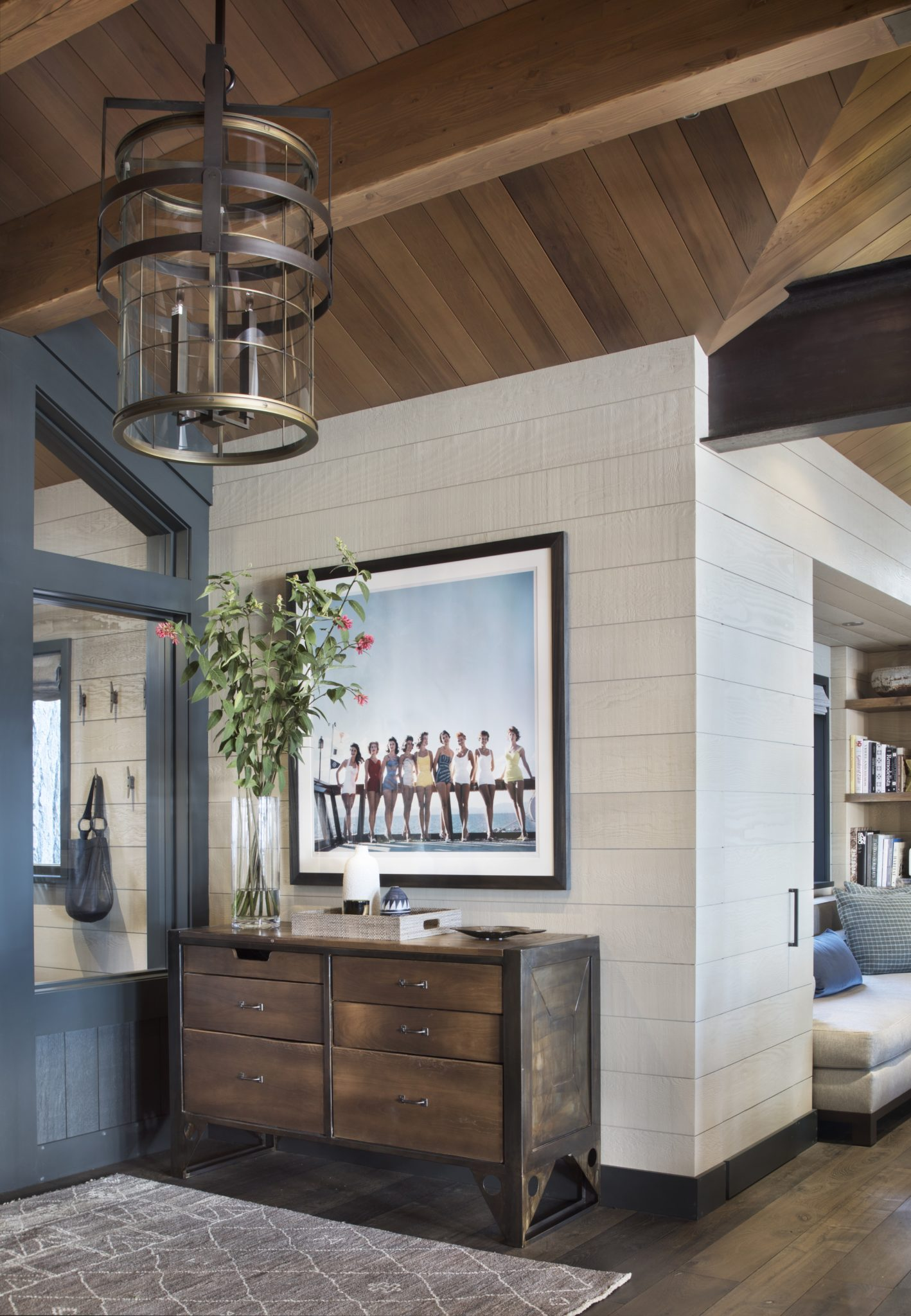 West Shore Lake Tahoe by Jennifer Robin Interiors