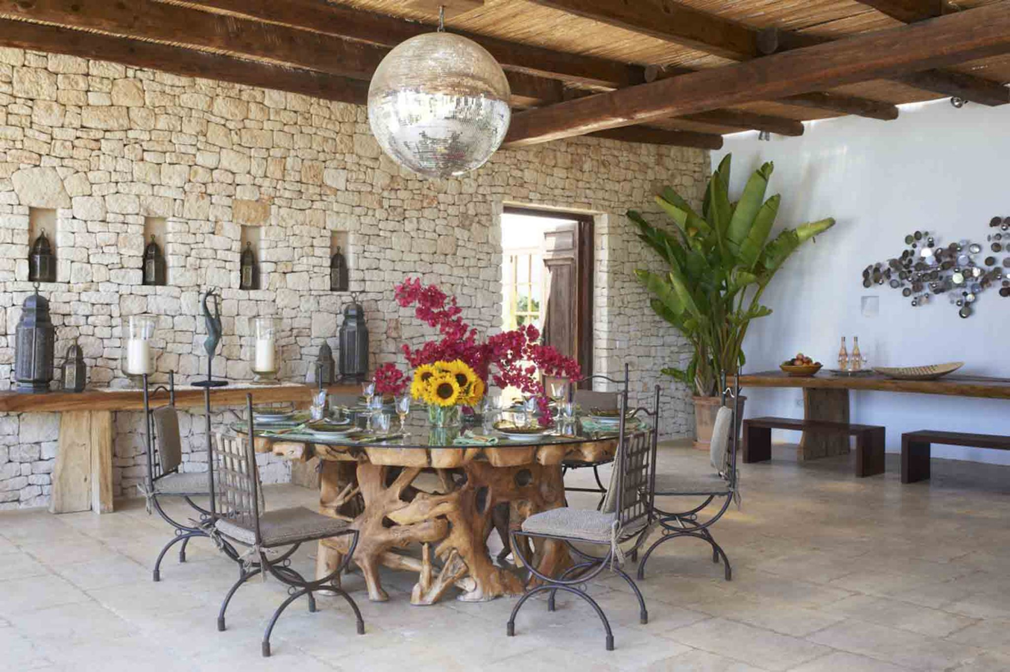 Ibiza - Outdoor Dining by Carden Cunietti