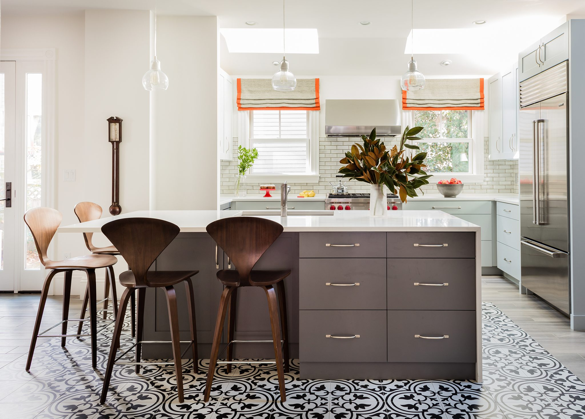 Cambridge Victorian by Elms Interior Design
