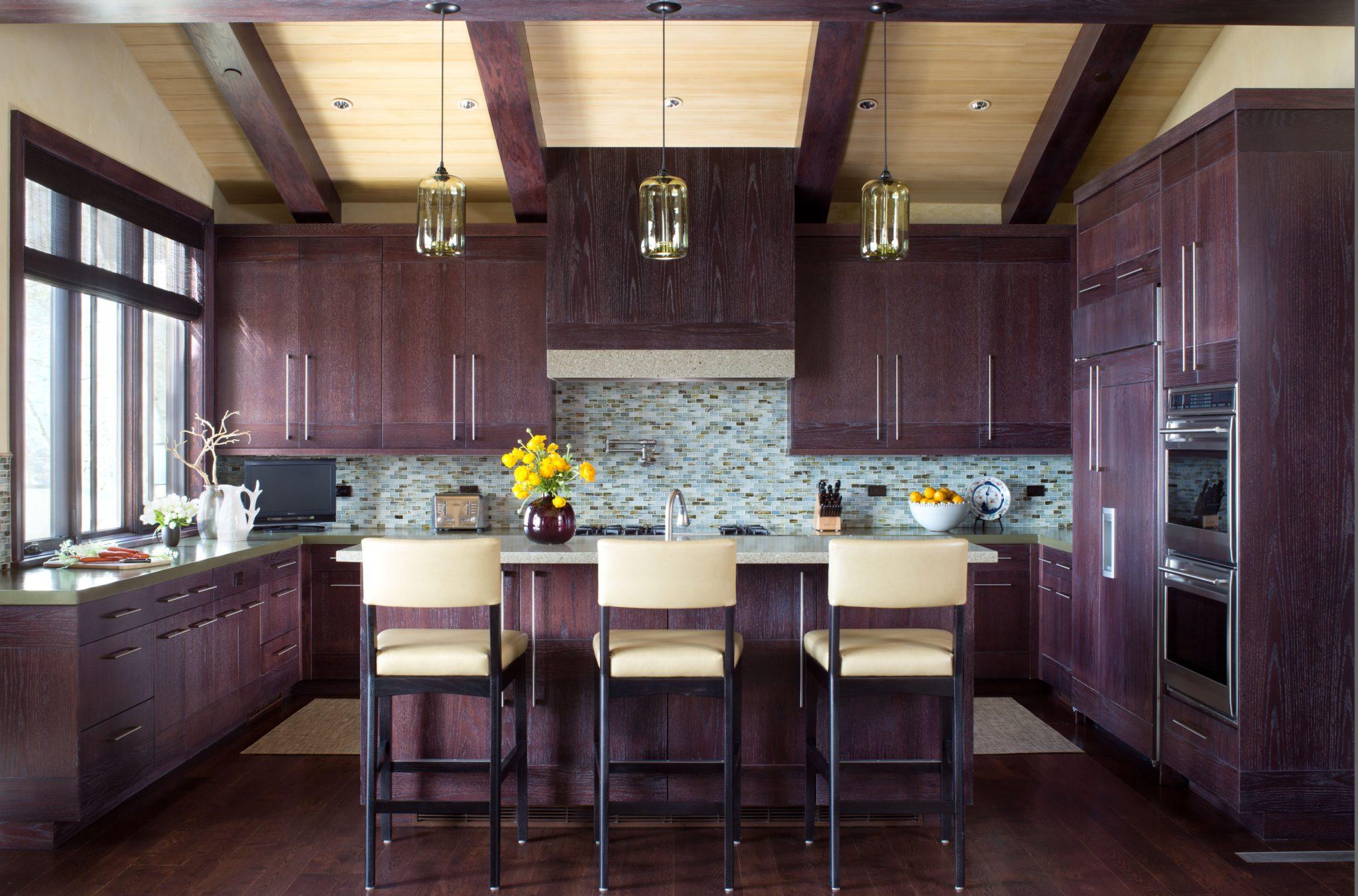 A stunningColorado kitchenby WORTH INTERIORS
