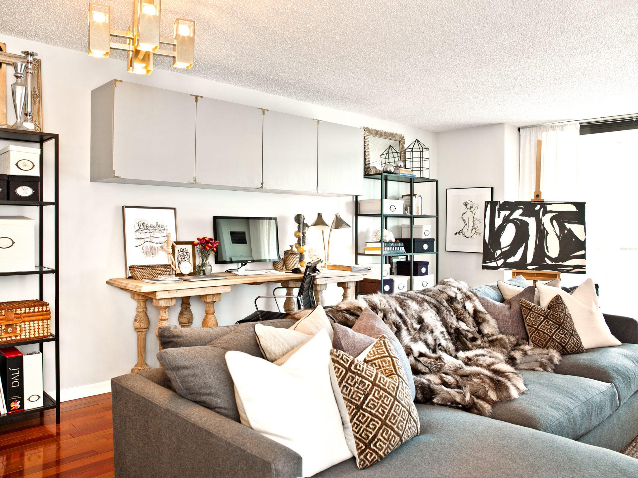 Interior design by Brynn Olson Design Group