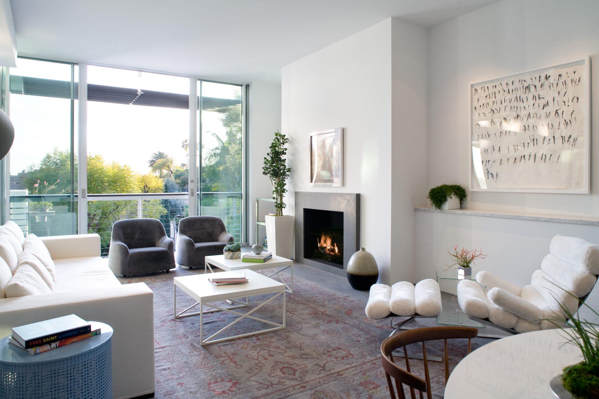 Interior design by Harrison Design