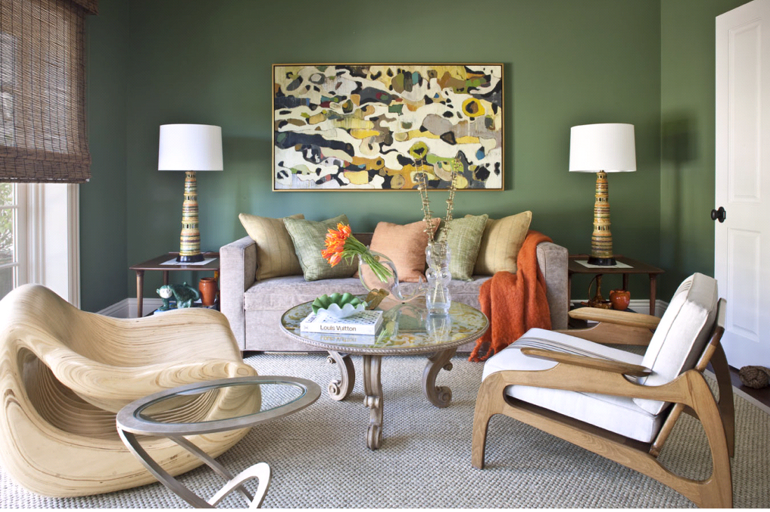 Interior design by Jeff Andrews - Design