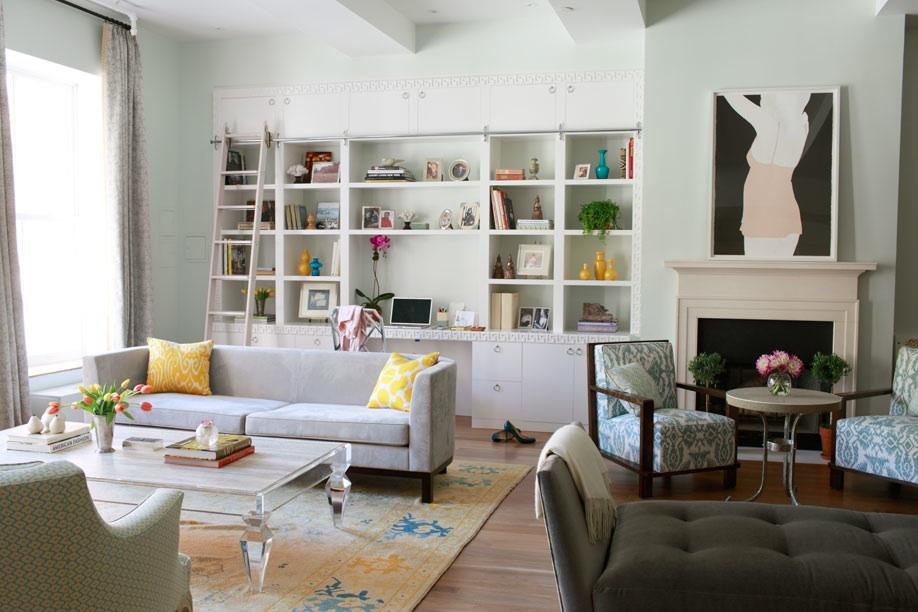 Interior design by Sara Gilbane Interiors