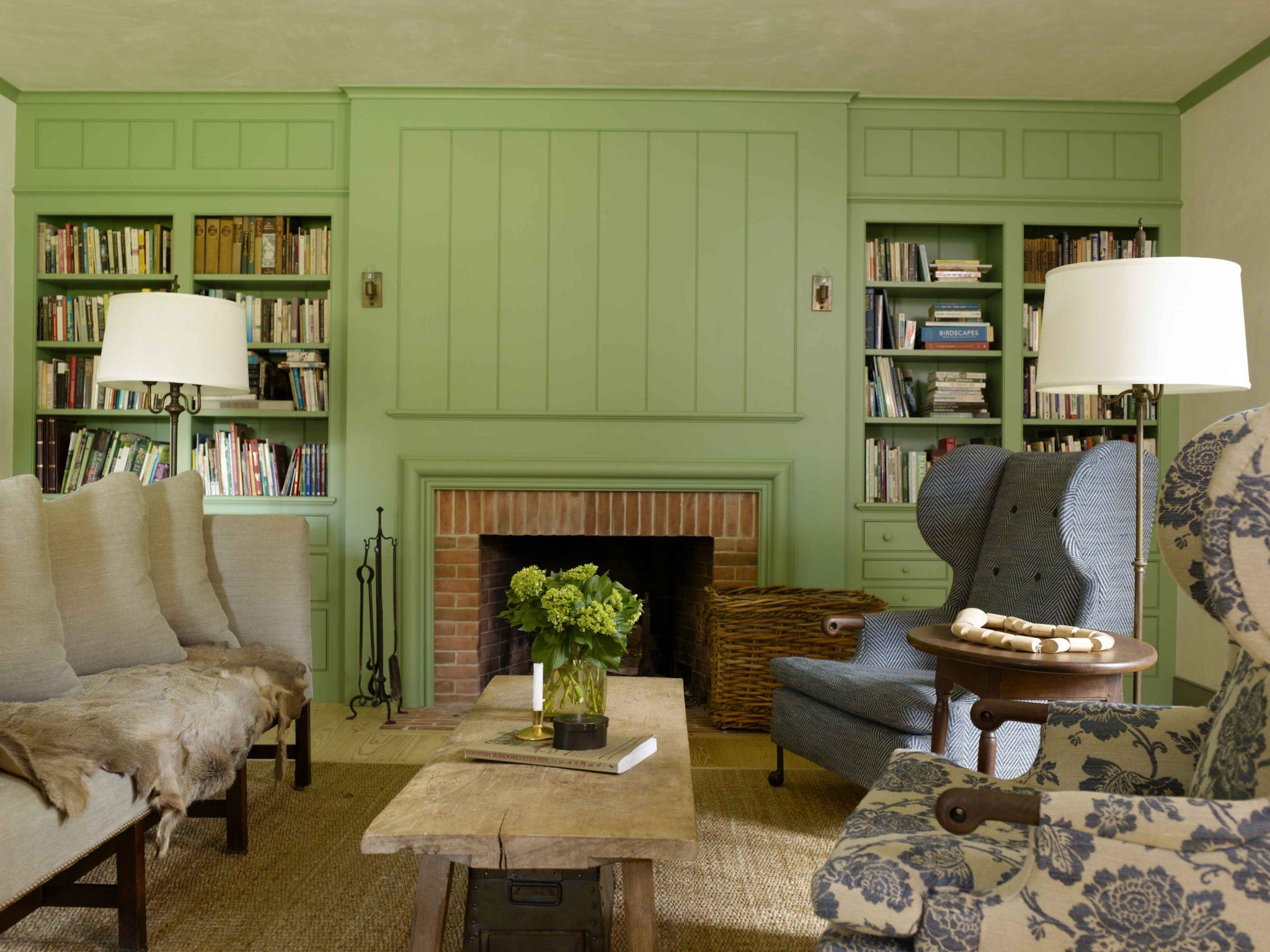 Interior design byRafe Churchill