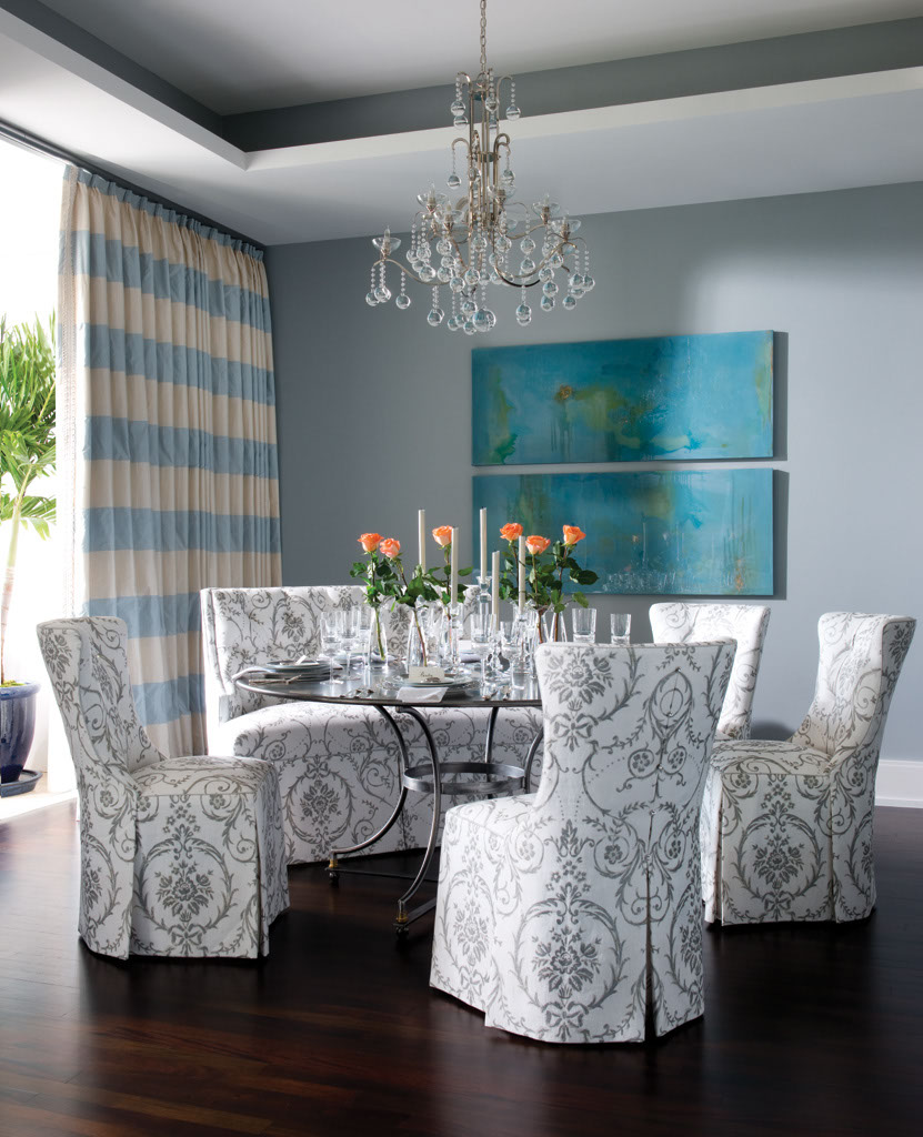 Dining room by BettyLou Phillips