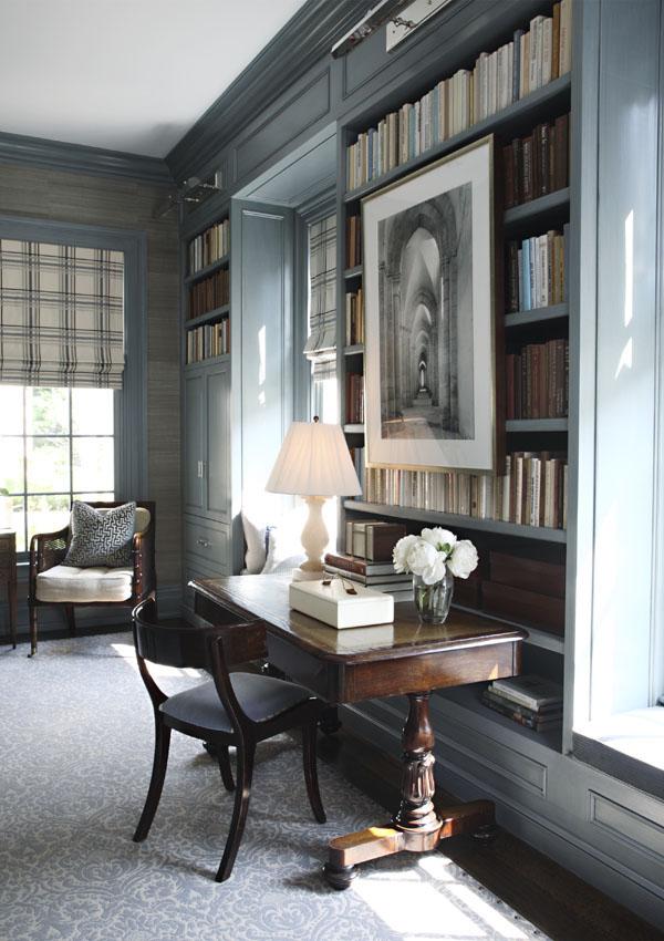 Interior design by S.B. Long Interiors