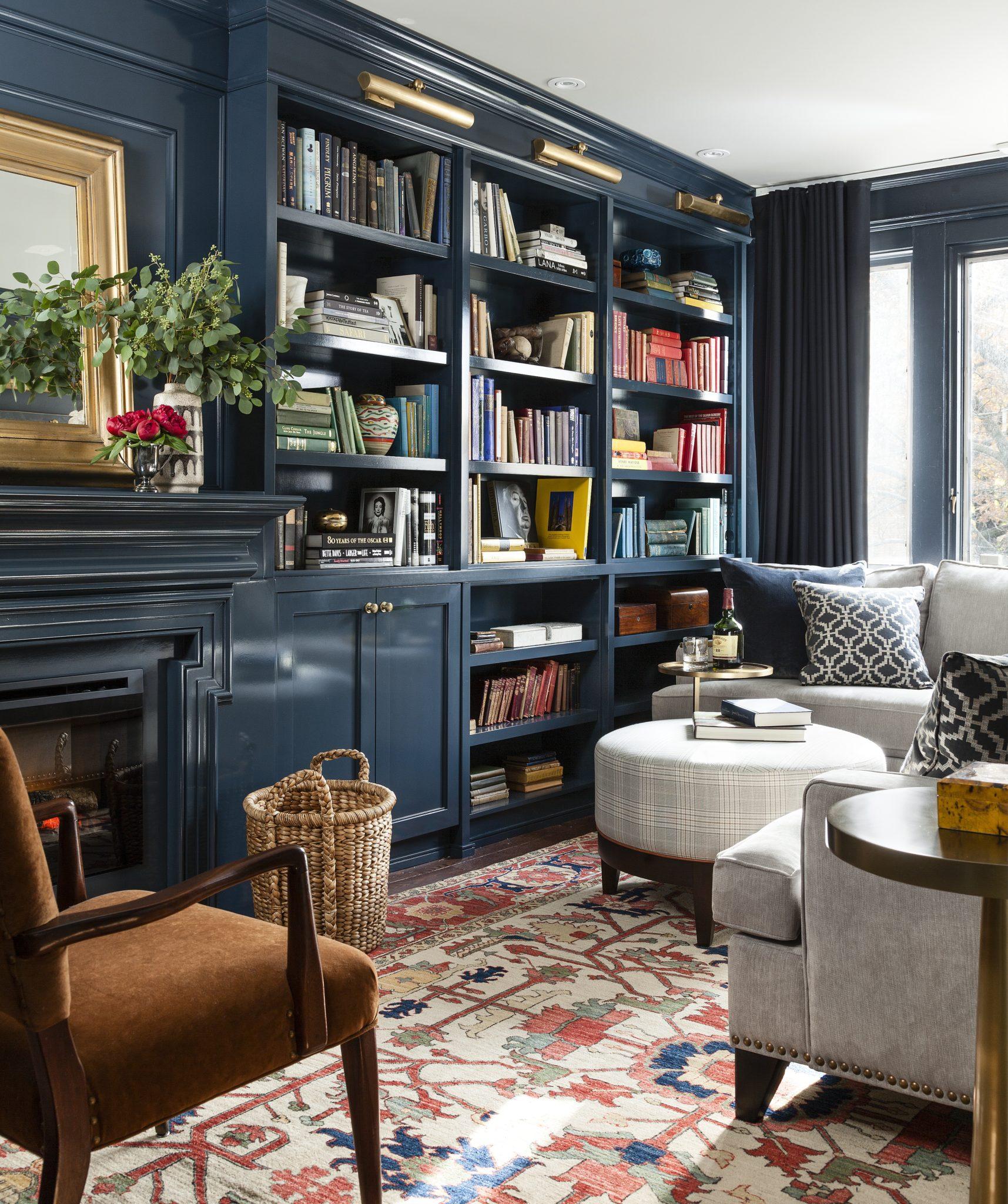 Interior design by Meredith Heron Design