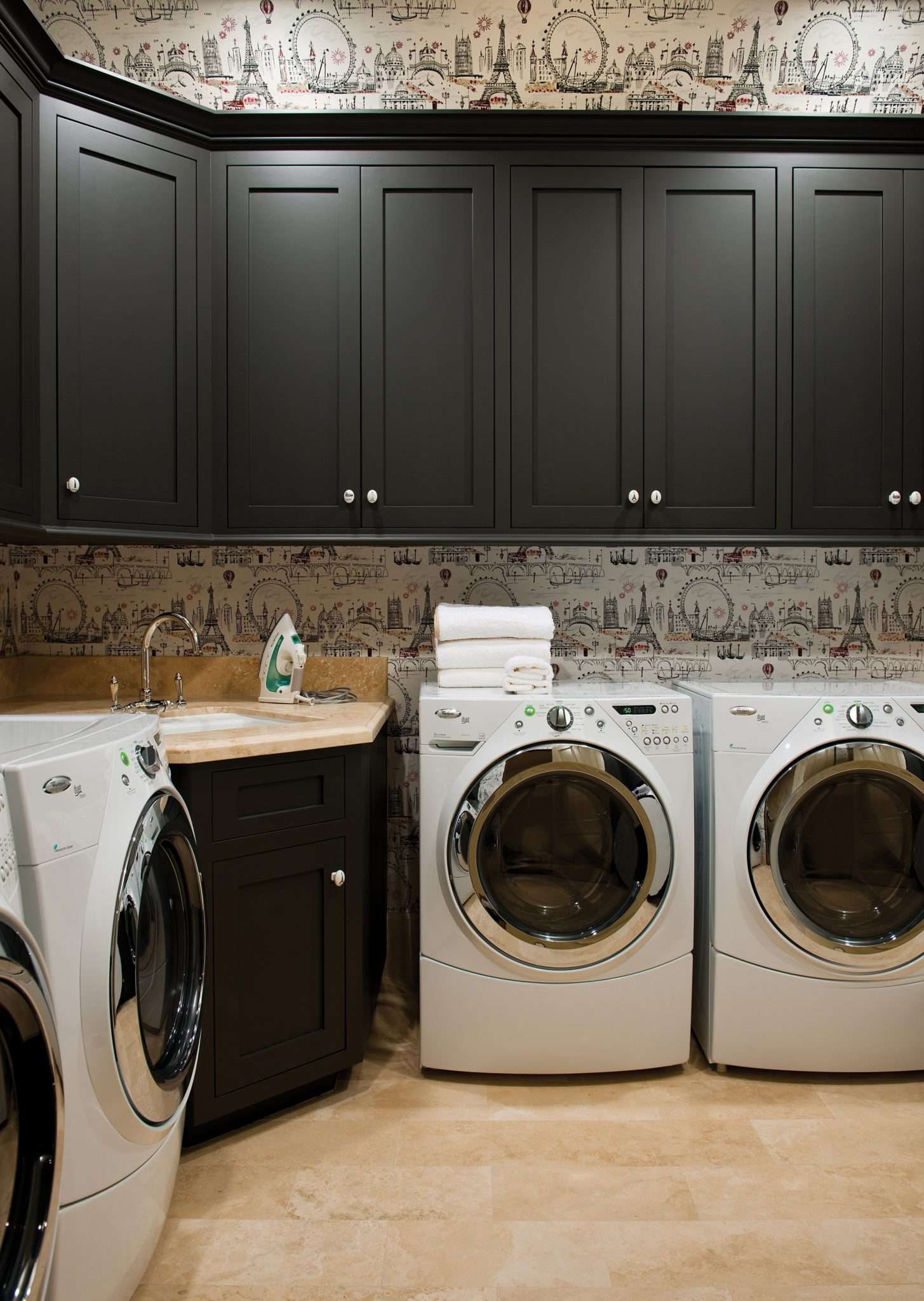 Laundry Room by BettyLou Phillips