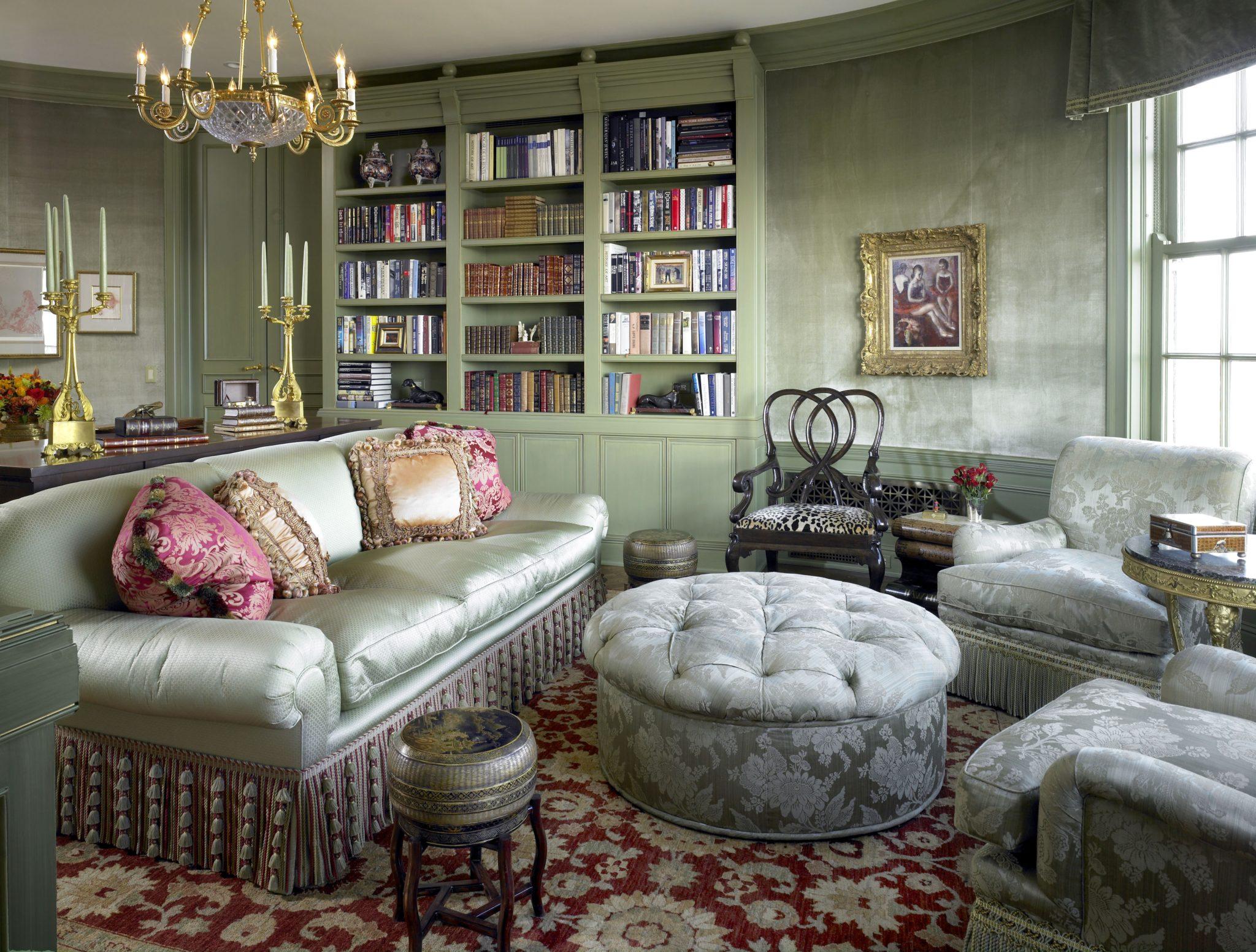 Interior design byGibbons, Fortman & Associates