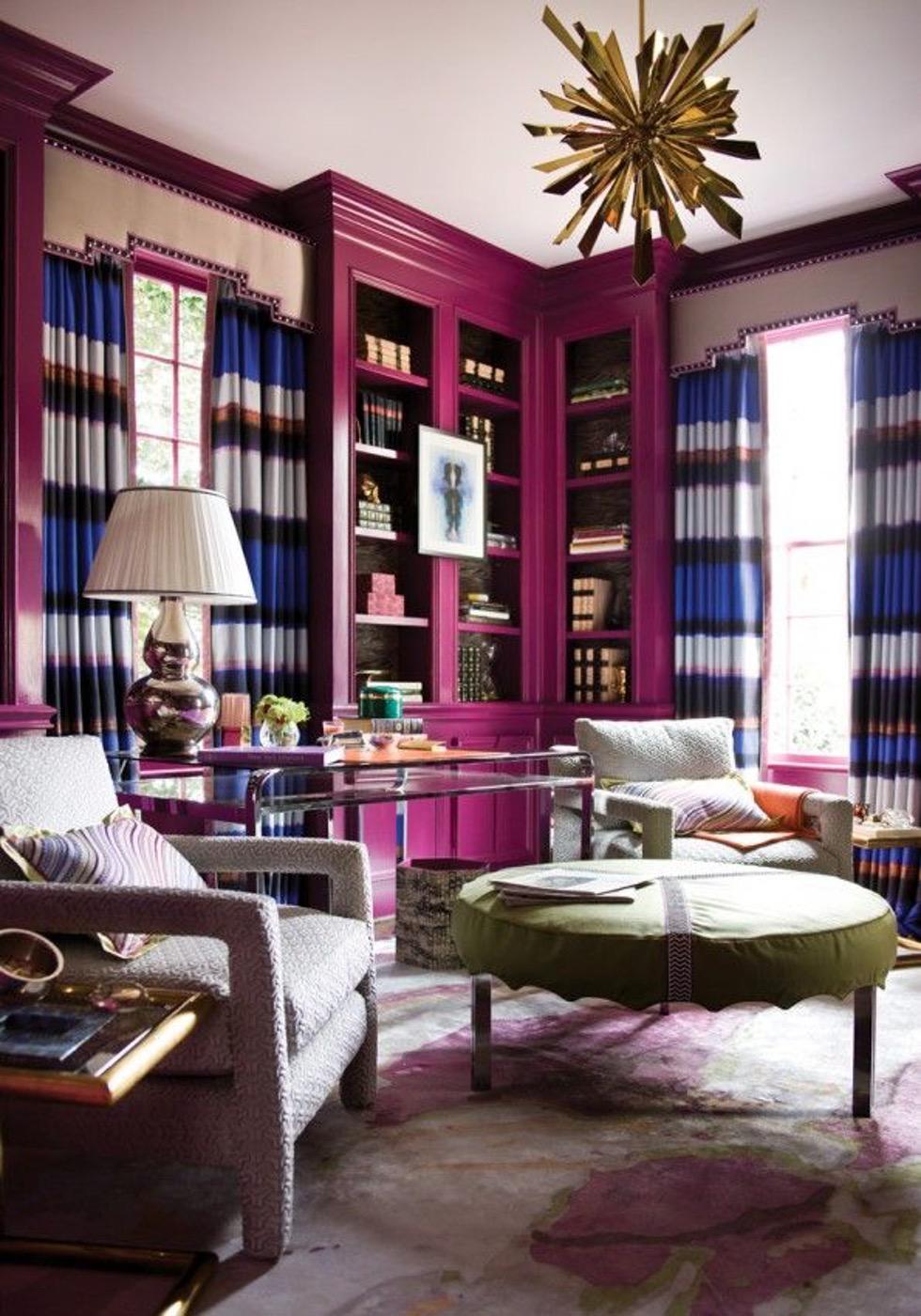 Interior design byLindsey Coral Harper Interior Design