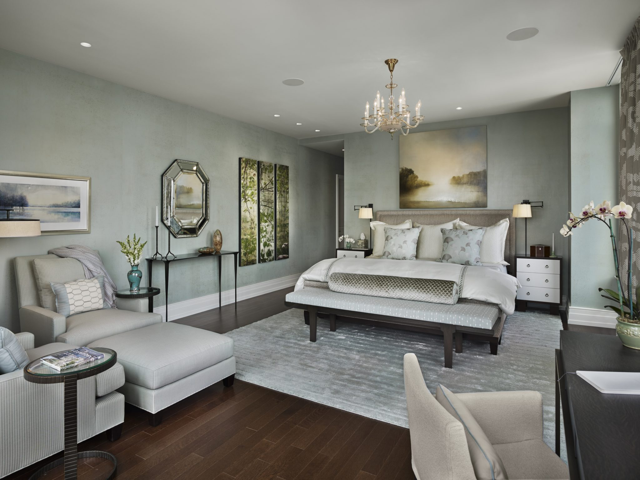 Rittenhouse Square Residence by Marguerite Rodgers