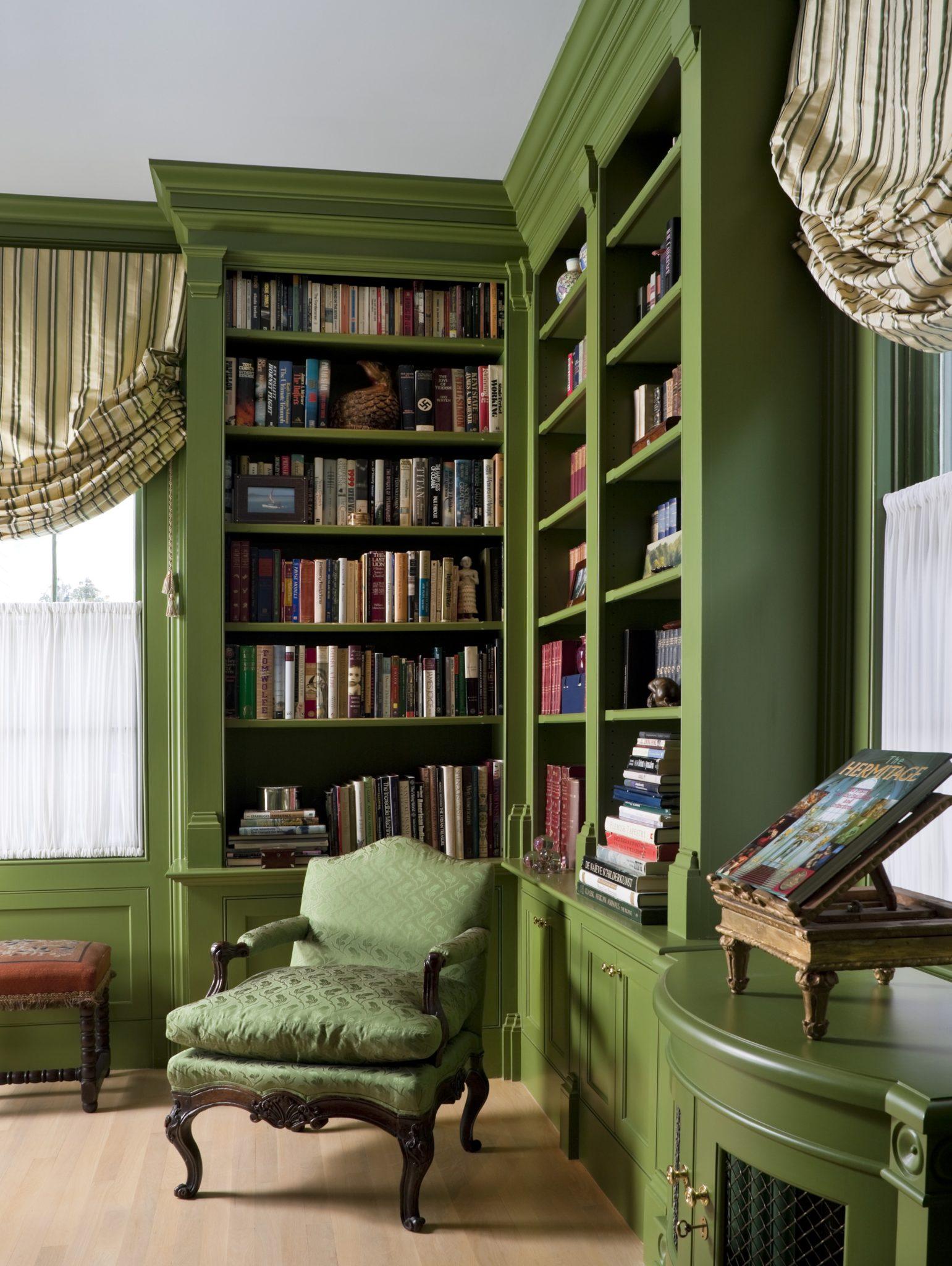 Interior design byCharles Spada Interiors