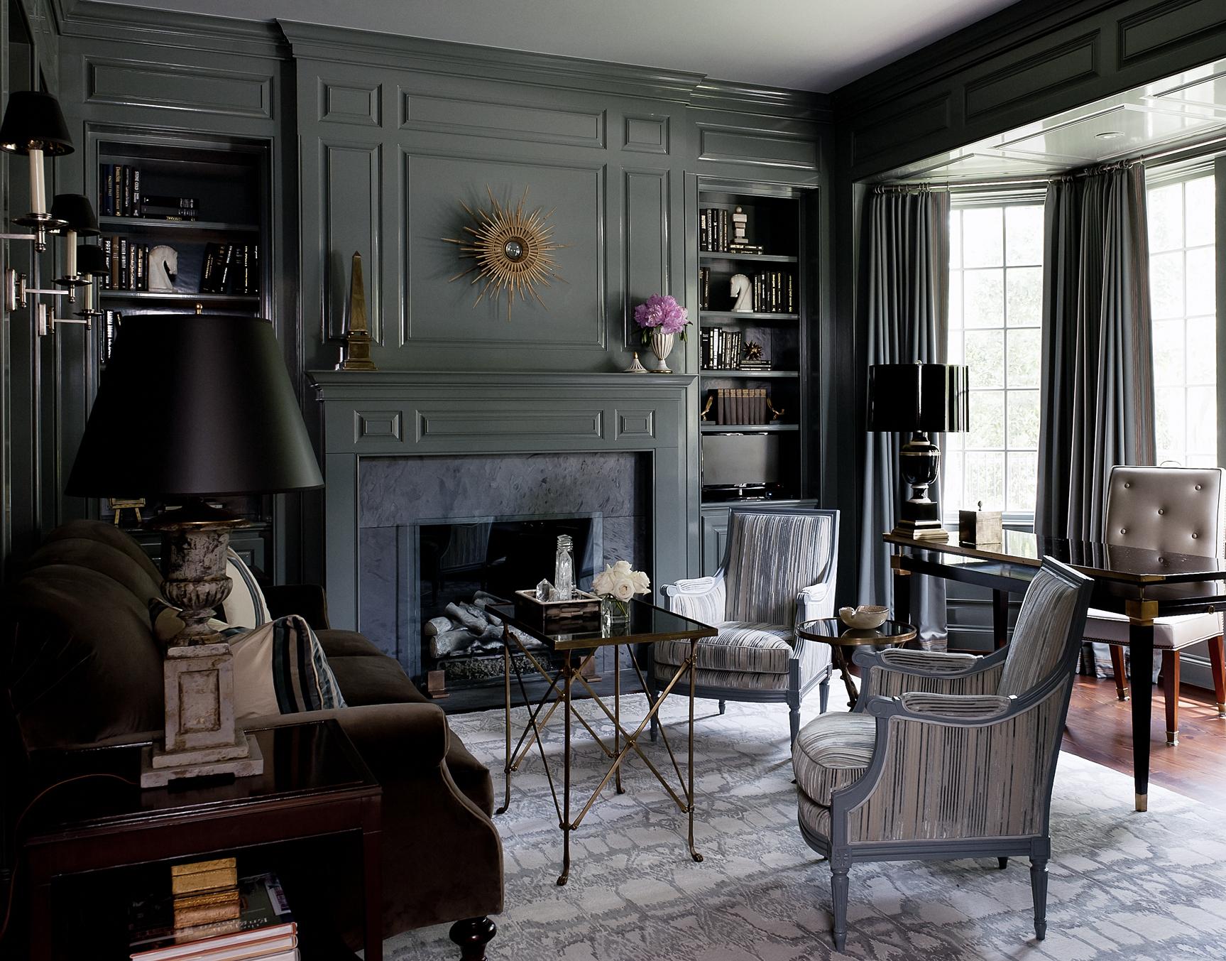 Interior design by Courtney Hill Interiors