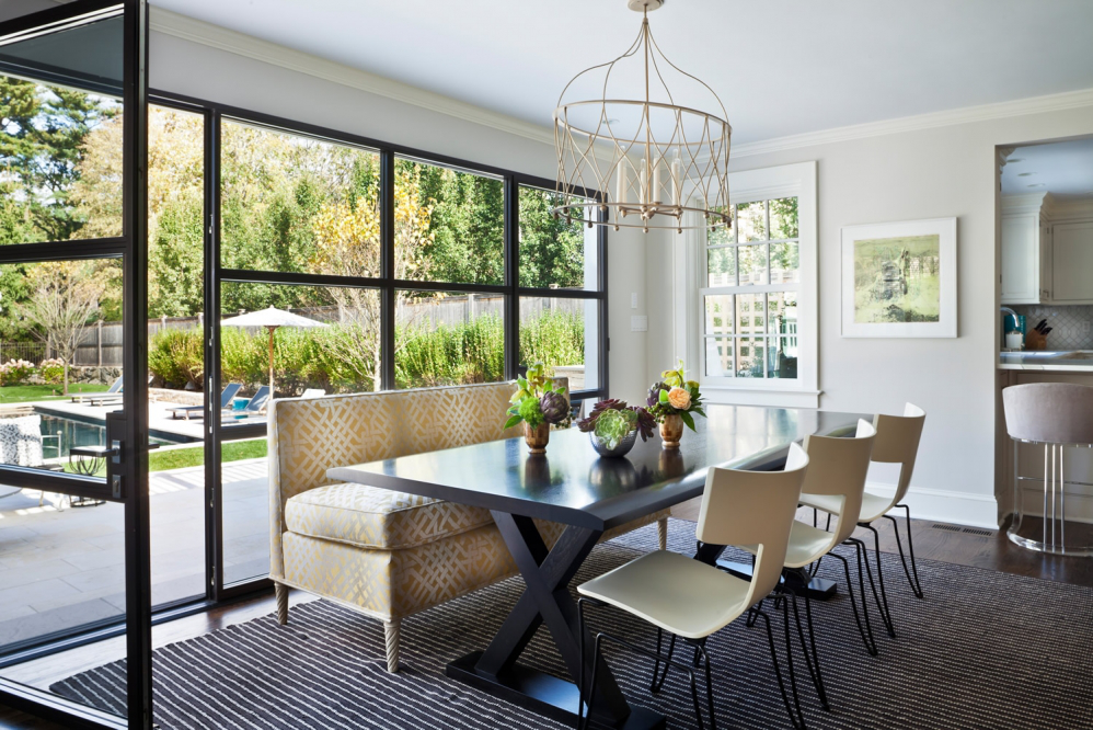Dining area by Marks & Frantz