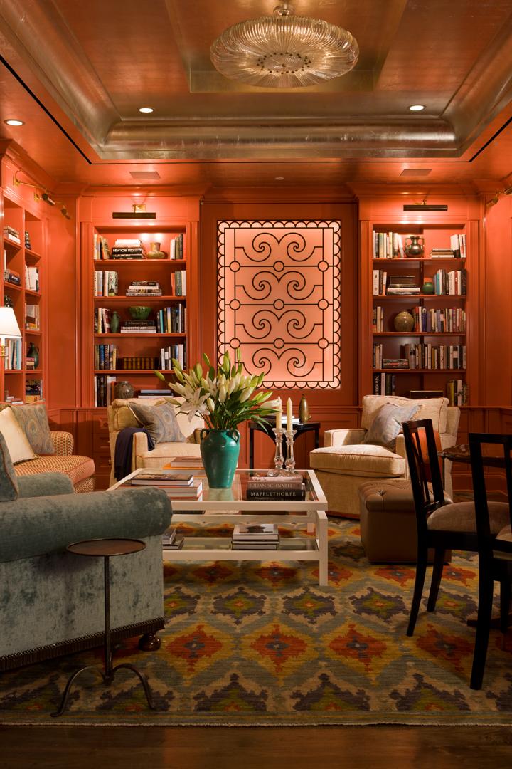 Interior design byGary McBournie Inc.