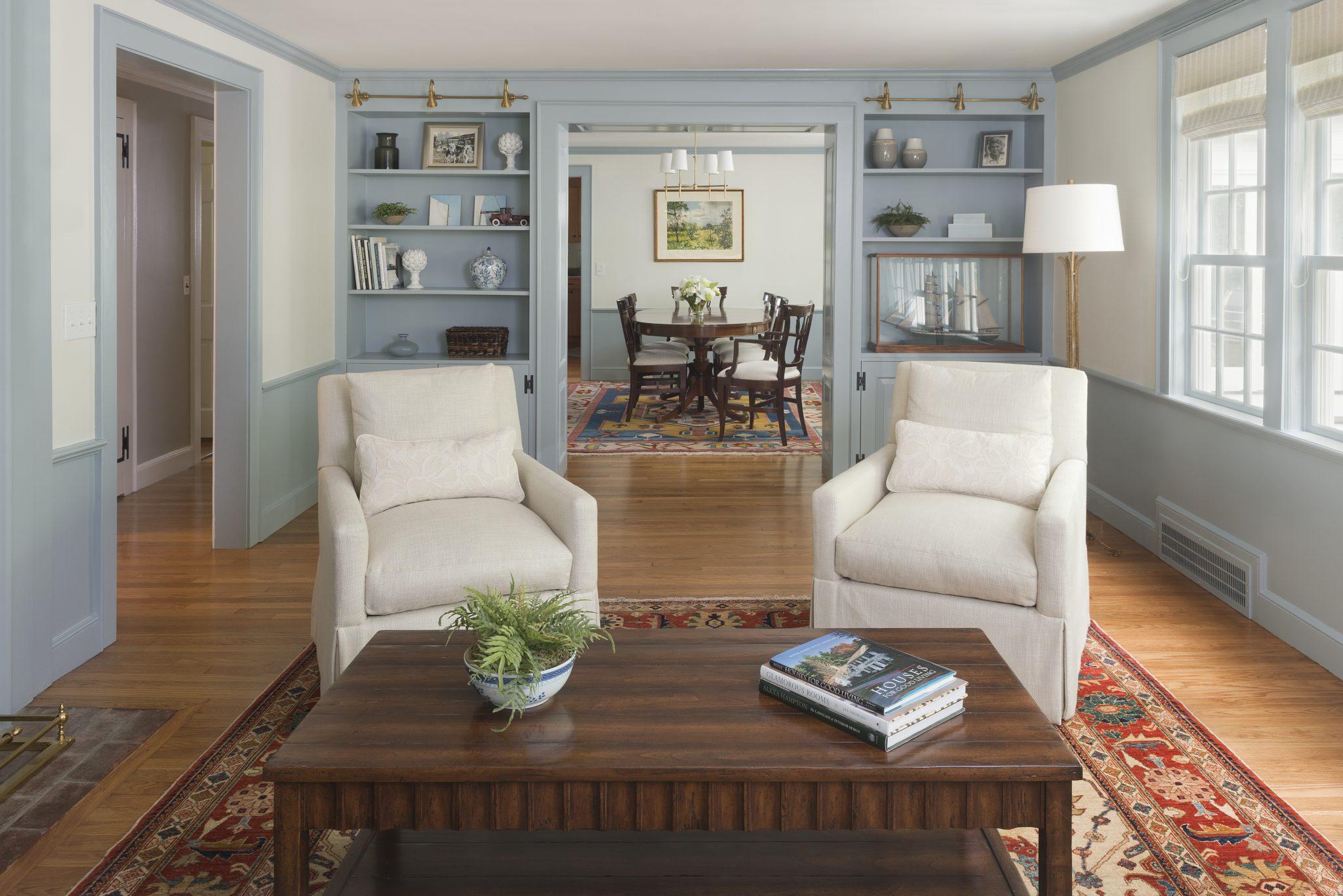 Interior design by Pinney Designs