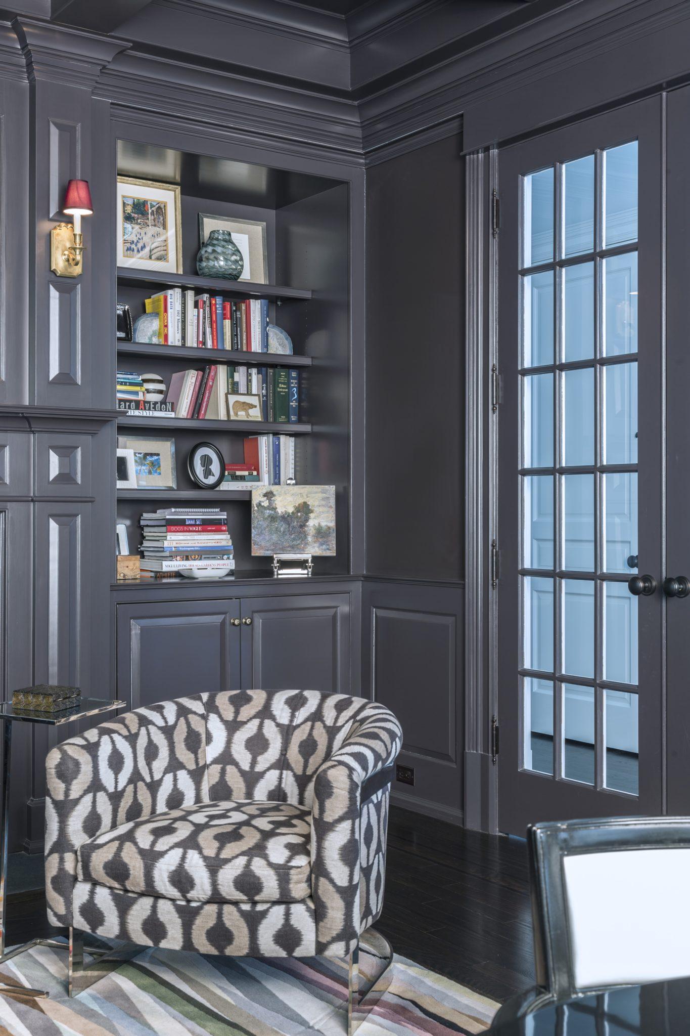 Interior design byMarks & Frantz