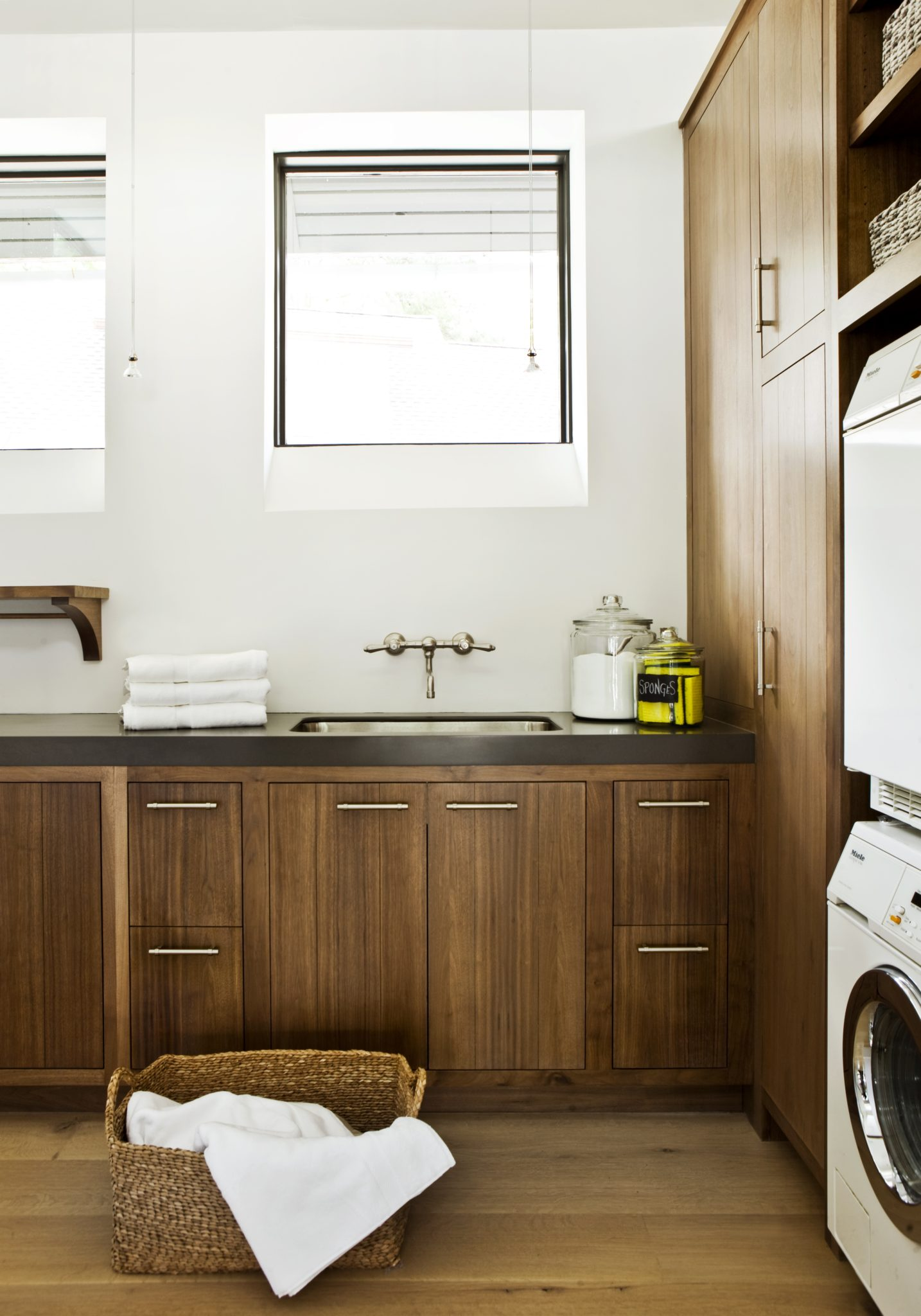 Laundry Room by Amy Morris