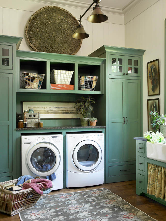 LAUNDRY ROOM by Historical Concepts