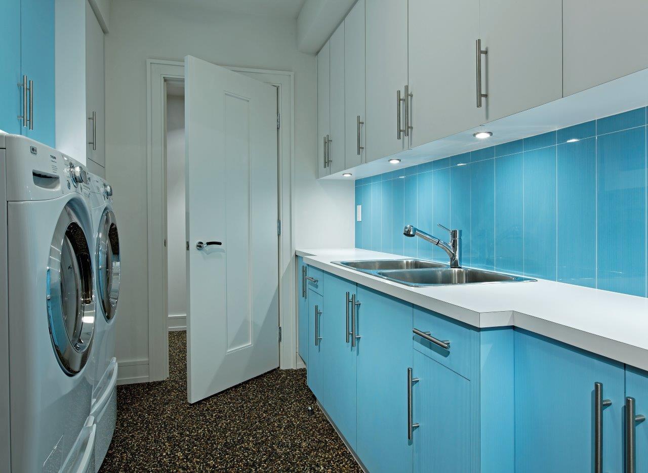 Laundry Room by Douglas Design Studio