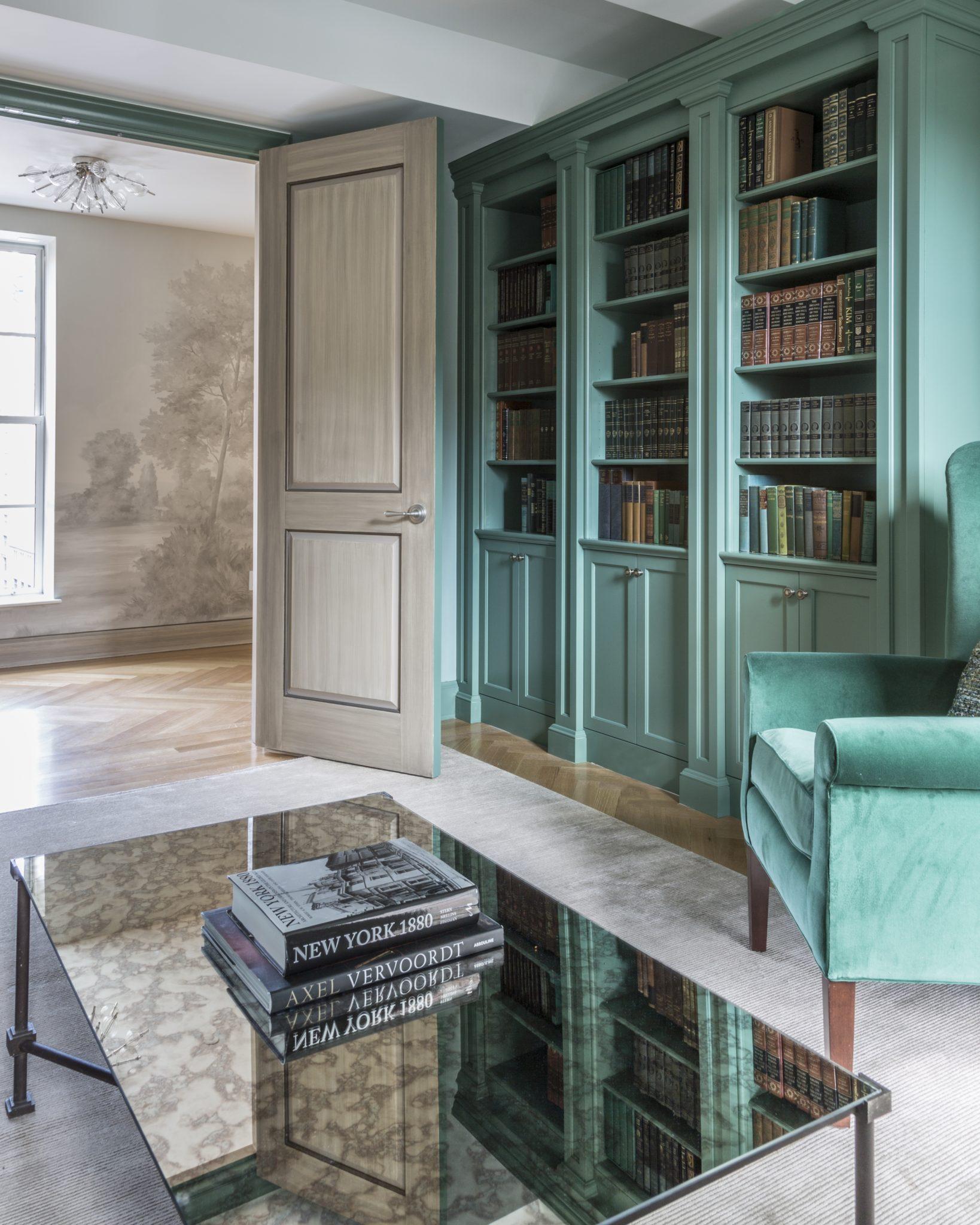 Interior design by Bennett Leifer Interiors