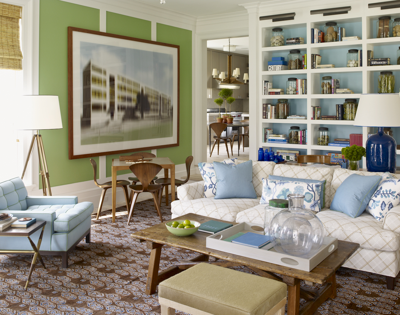 Interior design bySteven Gambrel