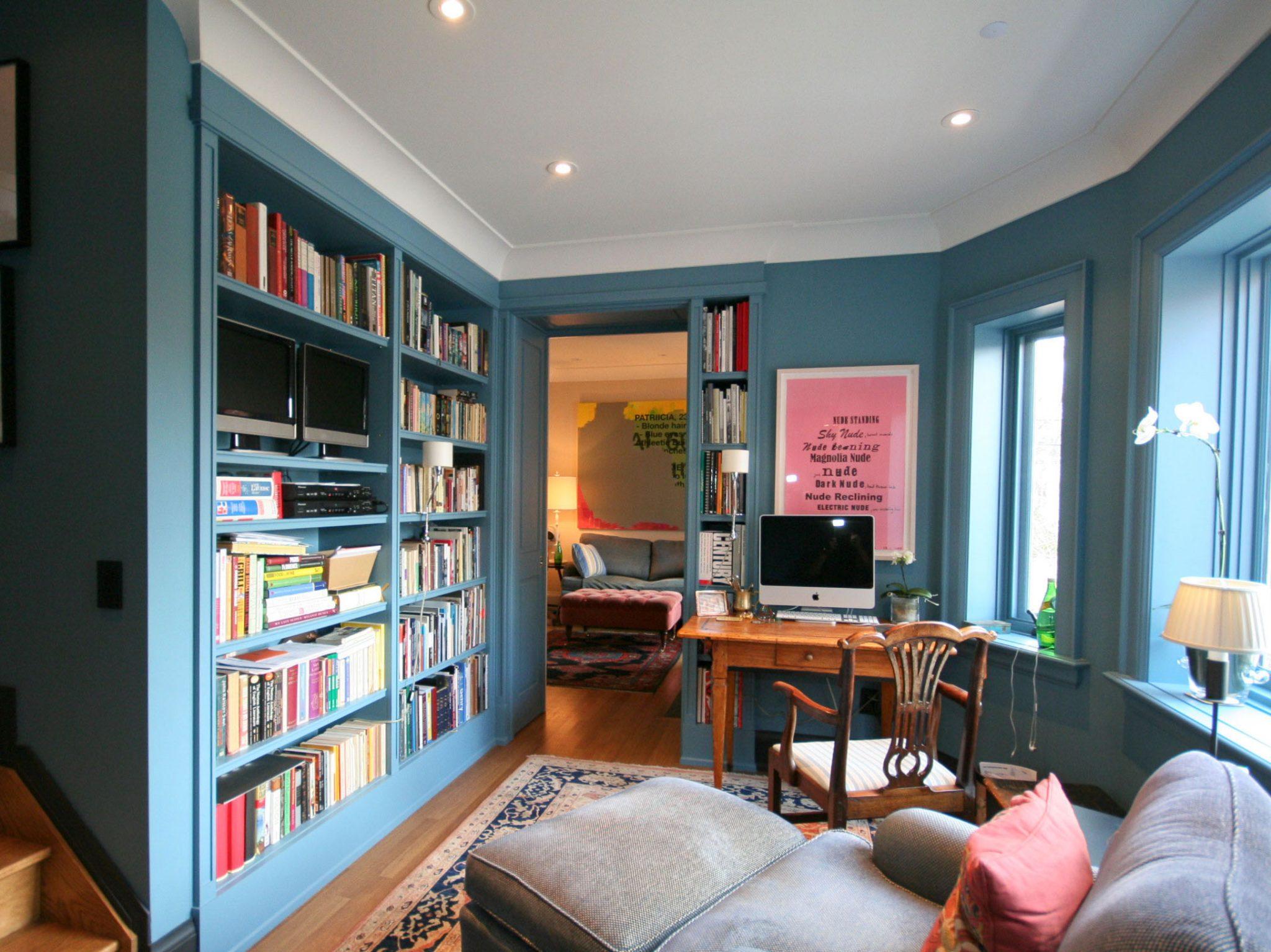 Interior design byRowlands Associates