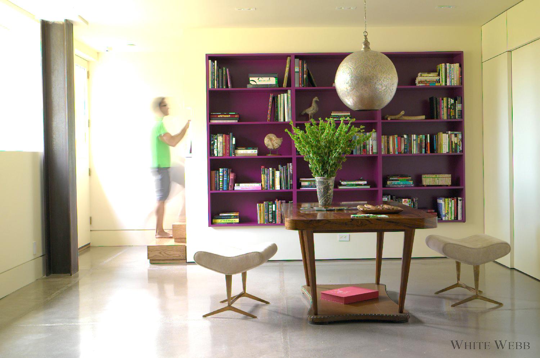 Interior design by White Webb