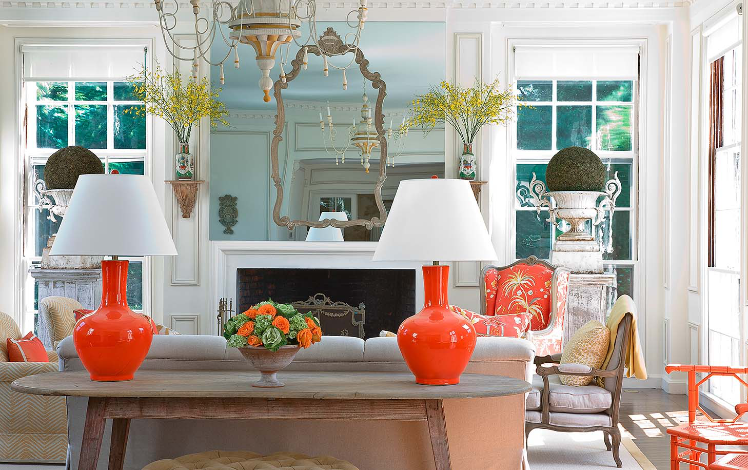 Interior design by Honey Collins Interiors