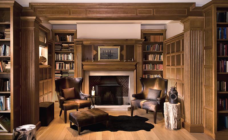 Interior design by DJDS